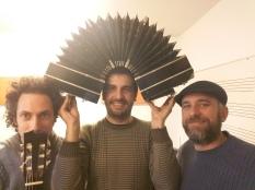 Ensayo Maldonado Trio en Buenos Aires