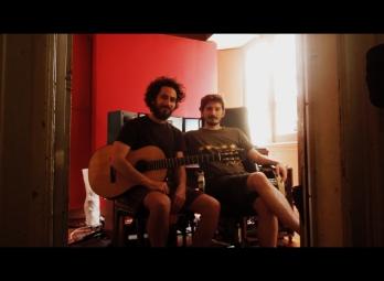 """Preproducción de """"Travesia"""" con Federico Nicolao"""