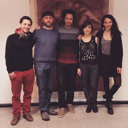 Juan Fracchi Quinteto en la Casa de la Cultura de Adrogué (2017)