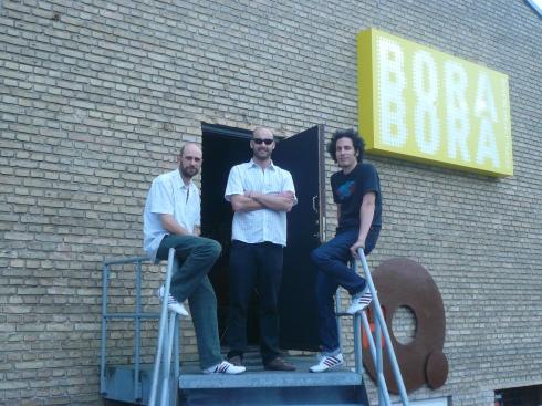Cuesta Arriba en el Festival de Tango de Aarhus. Dinamarca. Gira 2011