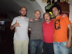 Cuesta Arriba en Trento. Italia (2006)