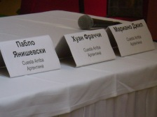 Cuesta Arriba en Rusia. Gira 2009