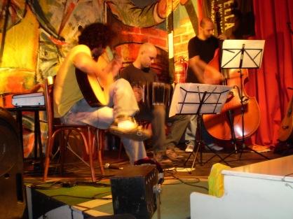 Cuesta Arriba en Sanata (2007)